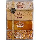 Classic Almond Brittle Turrón Bar by Vicens: Amazon.com ...