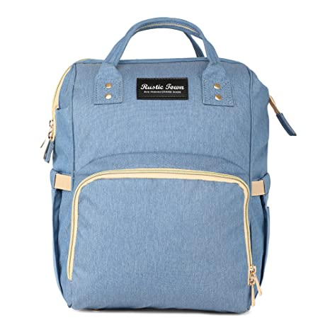 03ff4371e32e Buy Rustic Town Baby Diaper Backpack Online at Low Prices in India - Amazon. in