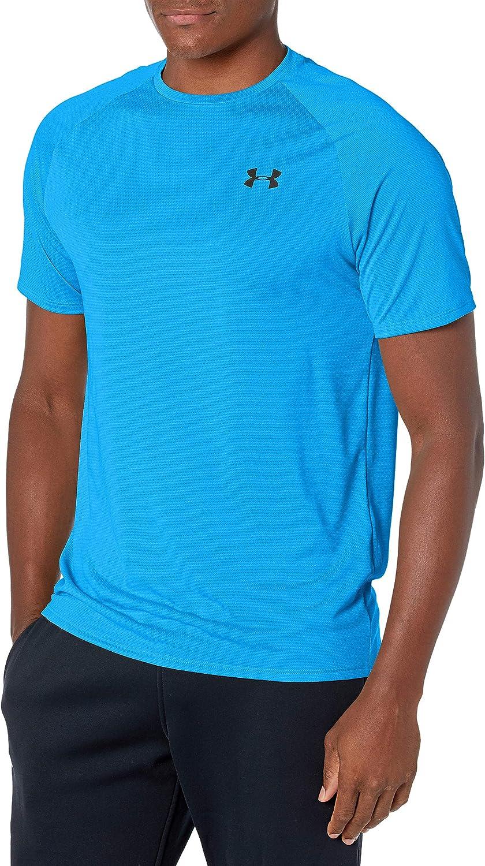 gancho desmayarse ácido  Amazon.com: Under Armour Men's Tech 2.0 Novelty Short-Sleeve T-Shirt:  Clothing