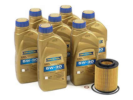 Blau J1A6111-C BMW 325i Motor Oil Change Kit - 2001-06 w/ 6 Cylinder 2 5L  Engine (E46)