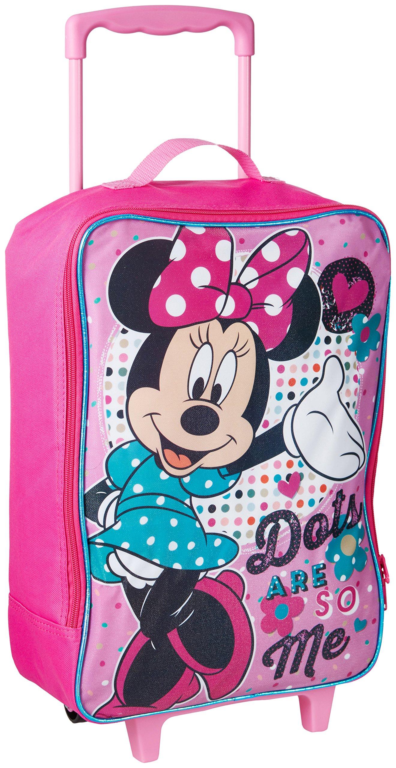 Disney Minnie Mouse Polka Dot Pilot Case, Pink