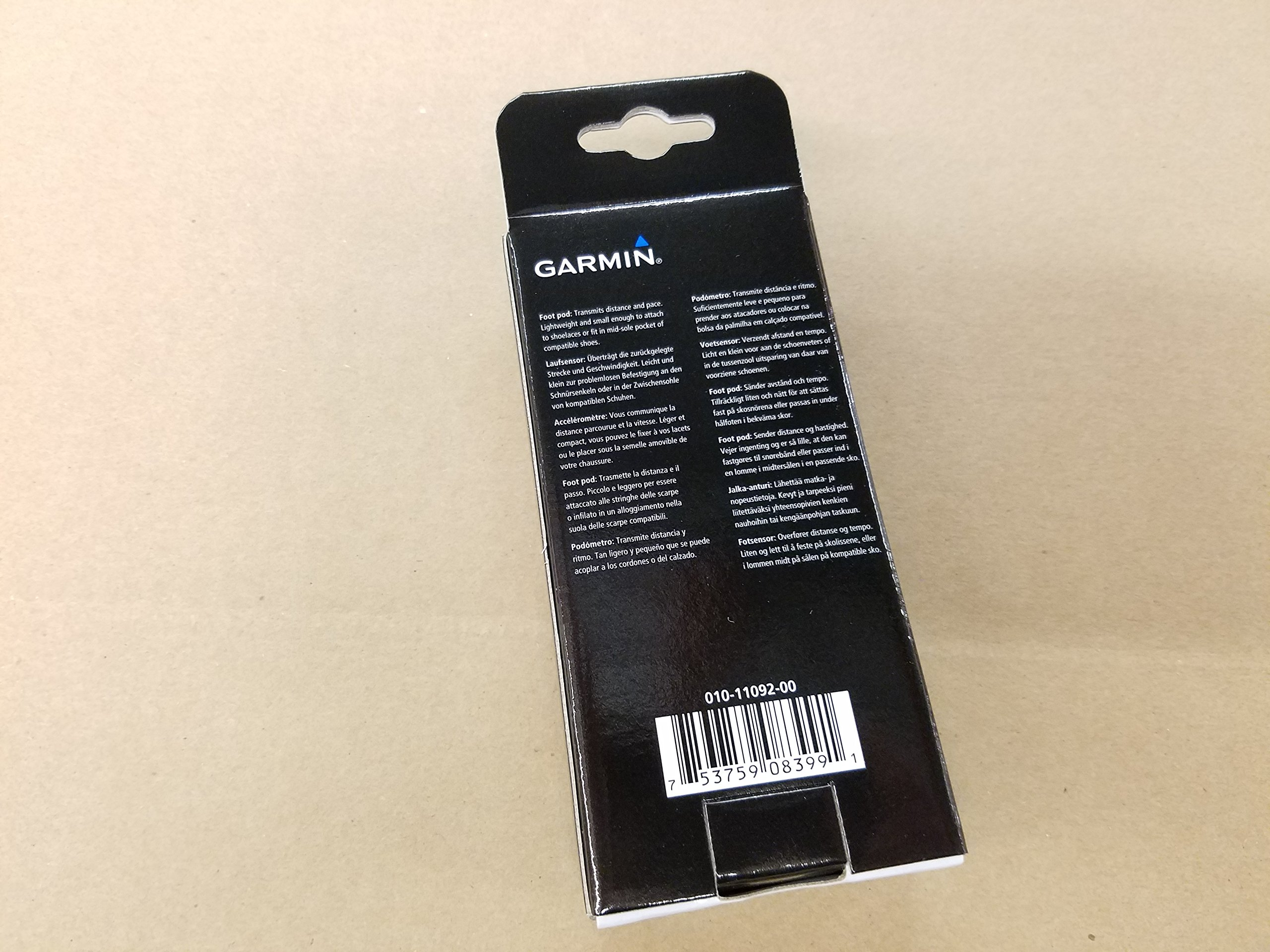 Garmin Foot Pod [Retail Packaging] by Garmin