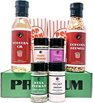 Popcorn Seasoning Monthly Subscription Box - Introductory