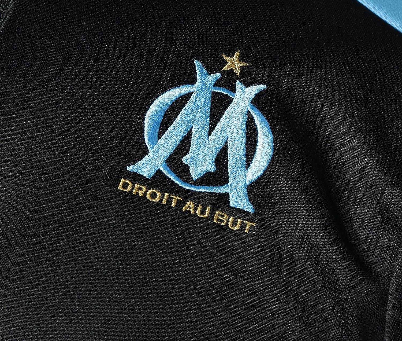Veste 04 7 Bleublanc T Fan Puma Om Junior 753953 Garçon OukPXZi
