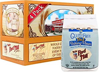 product image for Bob's Red Mill Gluten Free 1 to 1 Baking Flour, 44 Ounce (Pack of 4)