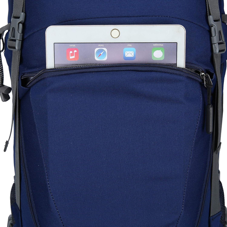 Weikani 80L Internal Frame Backpack Hiking Backpack with Rain Cover