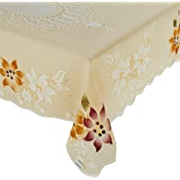 Amazon Brand - Solimo Centre Table Cover, Floral