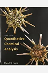 Quantitative Chemical Analysis & Sapling Learning 6 Month Access Hardcover