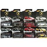 Hot Wheels Lamborghini Limited Edtion Cars - Set Of 8 - Multi Color