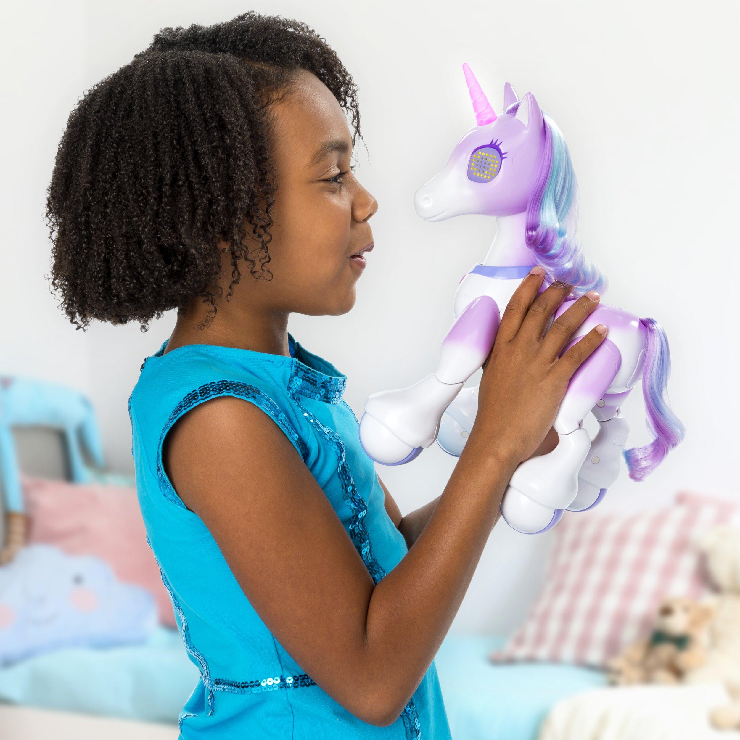 Zoomer 6040309 Enchanted Unicorn Toy by Zoomer (Image #2)