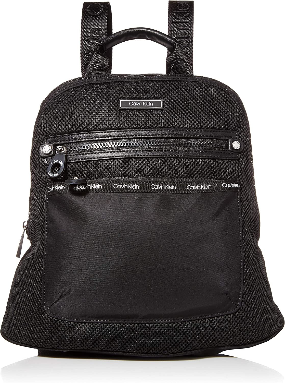 Calvin Klein Georgina Nylon Organizational Backpack