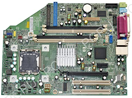 HP Compaq dc7600 Broadcom LAN XP