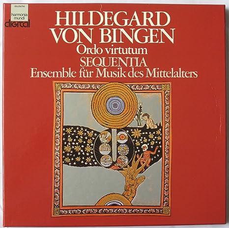 Hildegard Von Bingen: Ordo Virtutum - Sequentia, Ensemble for Musik des Mittelalters