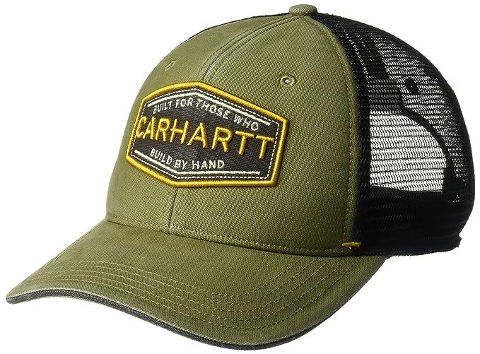 Carhartt Unisex Cap Silvermine, Größe:One Size, Farbe:Army Green: Amazon.es: Deportes y aire libre