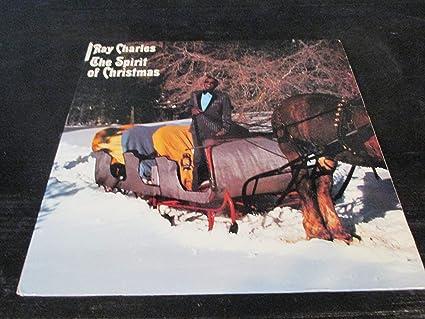 Ray Charles Christmas.The Spirit Of Christmas