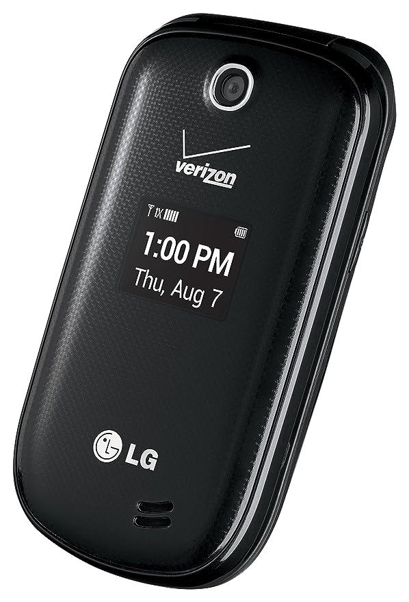LG Revere 3, Black 1GB (Verizon Wireless)