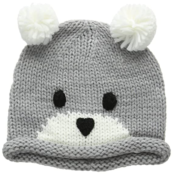 United Colors of Benetton Hat Bear, Sombrero para Niños, Gris, 6 años: Amazon.es: Ropa y accesorios
