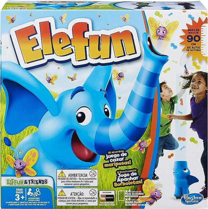 Multicoloured Hasbro Gaming/Elefun English Language Not Guaranteed
