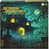 Hasbro Gaming Avalon Hill Betrayal at The House on The Hill Second Edition Cooperative Board Game, Ages 12 and Up, 3-6 Player