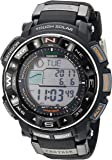 Casio Men's PRW-2500R-1CR Pro Trek Tough Solar Digital Sport Watch