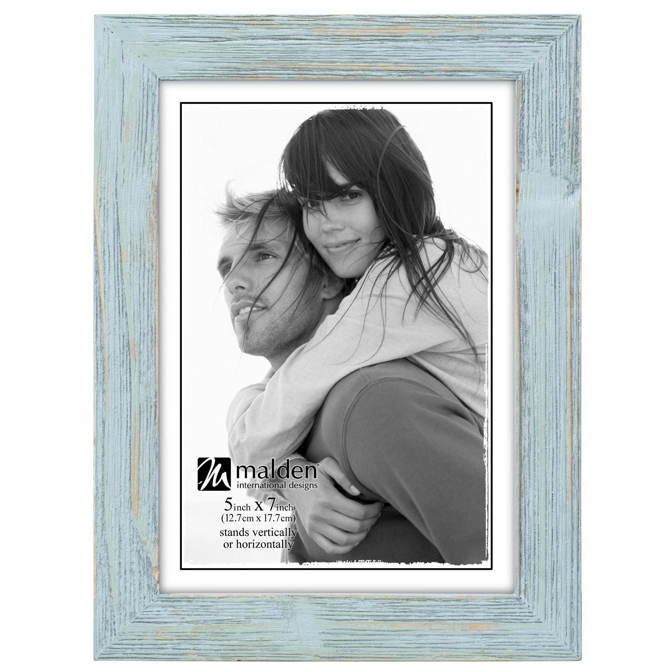 Malden International Designs 807-57 Linear Picture Frame