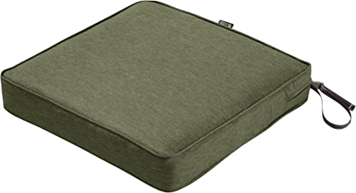 Classic Accessories Montlake Water-Resistant 19 x 19 x 3 Inch Patio Seat Cushion Review