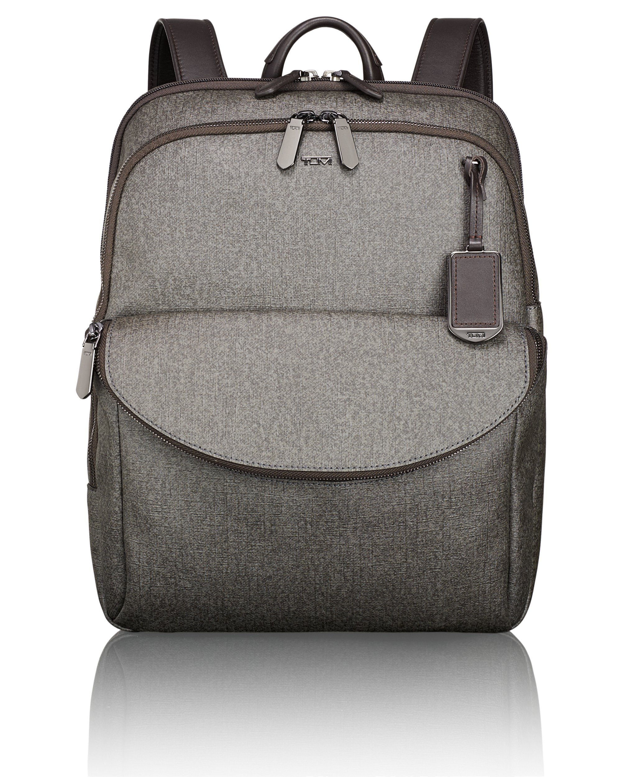 Tumi Sinclair Hanne Backpack, Earl Grey