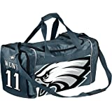be663fa768 Amazon.com   Philadelphia Eagles Core Duffel Bag   Sports Fan Duffel ...