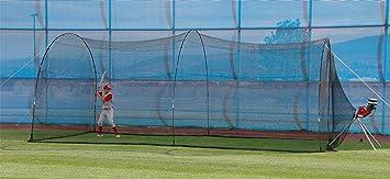 Calentador Deportes PowerAlley béisbol y sóftbol Jaula Neto y el ...