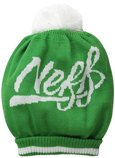 5ca599e15 Amazon.com: NEFF Men's Varsity Beanie, Green, One Size: Clothing