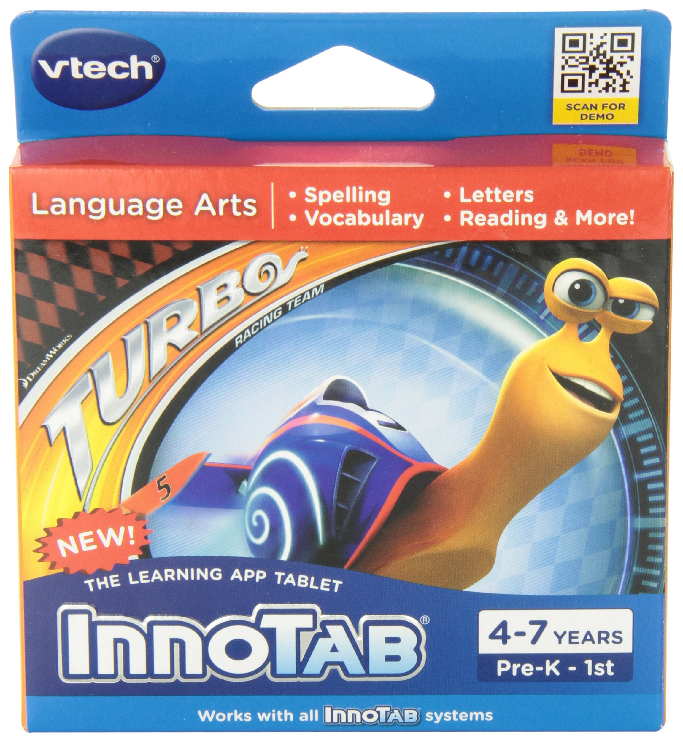 VTech InnoTab Software -  Turbo by VTech (Image #3)