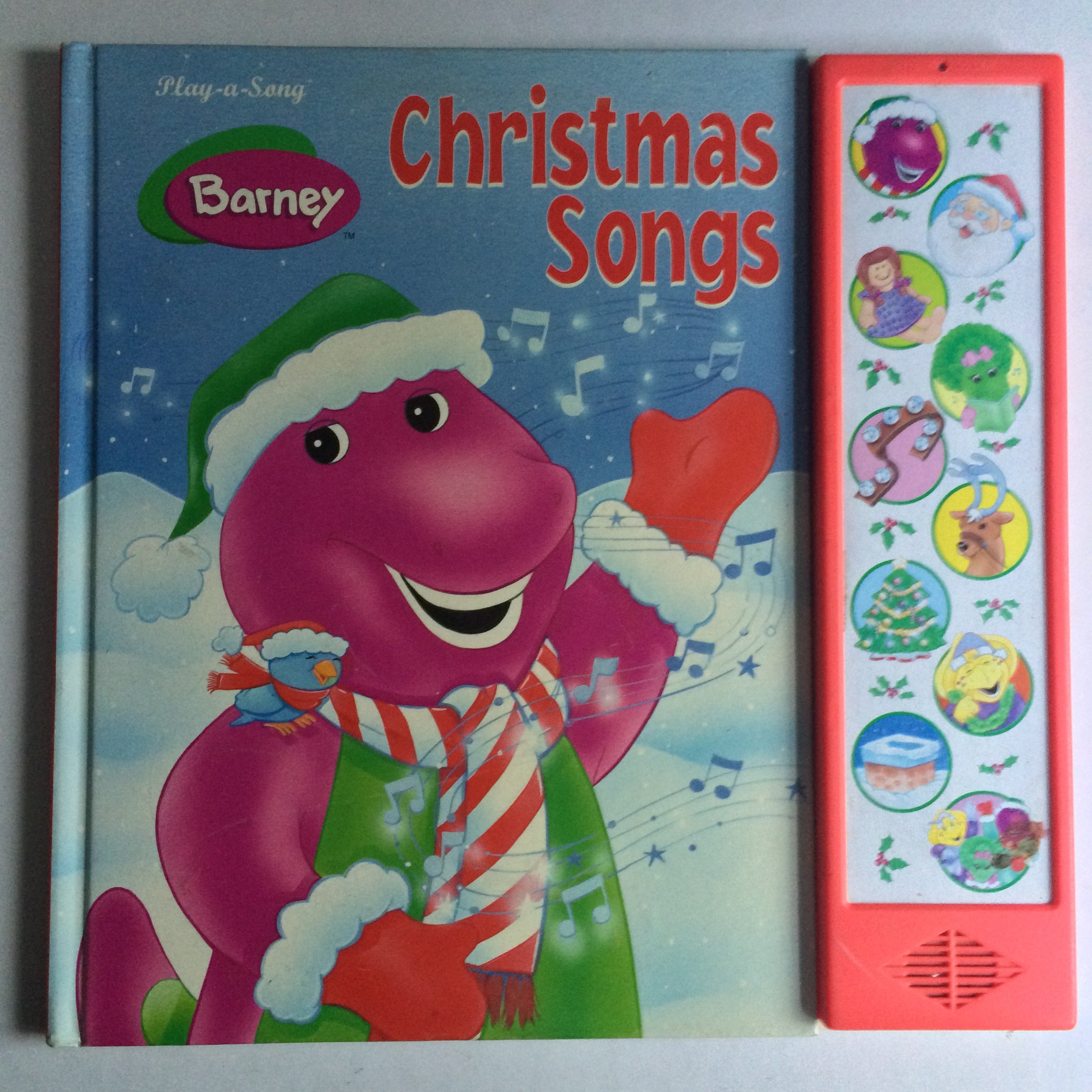 Barney Christmas Songs: June Valentine: 9780785327271: Books - Amazon.ca