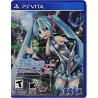 Hatsune Miku Project Diva F 2nd Vita - PlayStation Vita