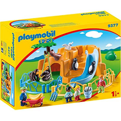 PLAYMOBIL Zoo: Toys & Games