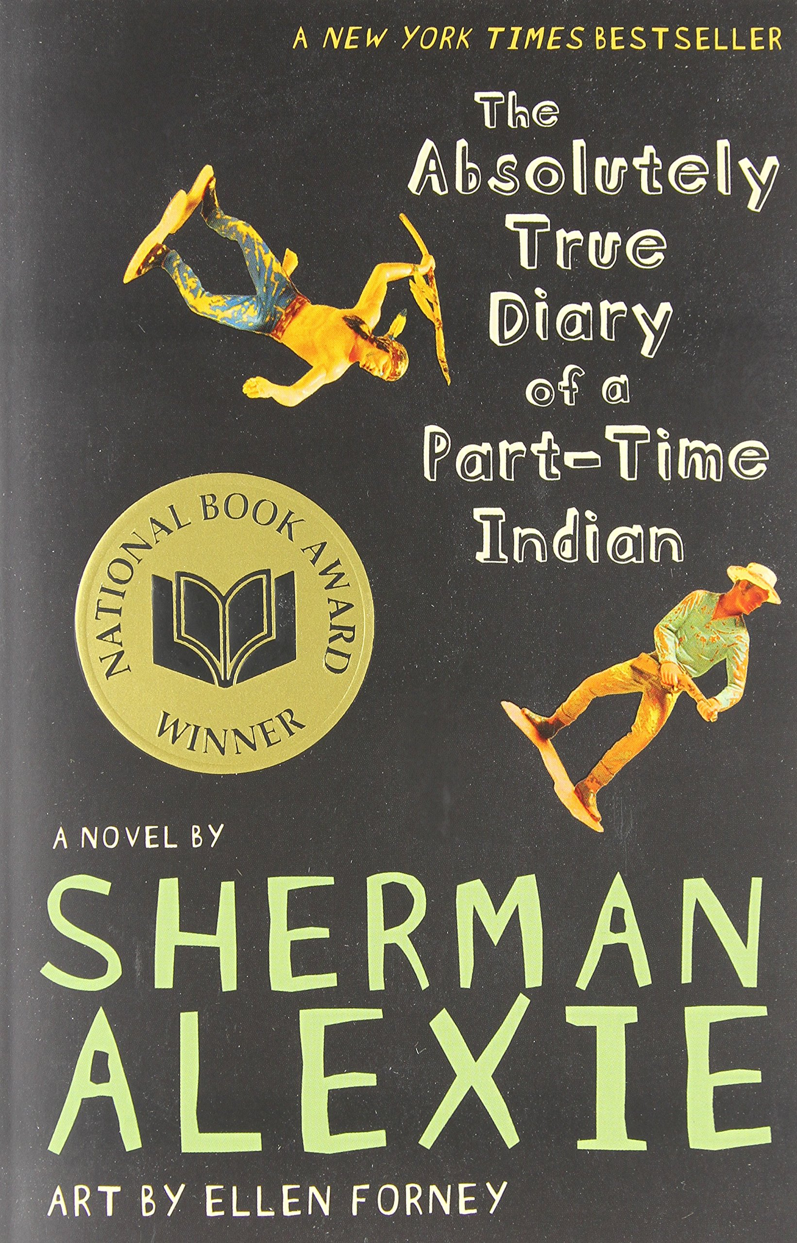 Absolutlely True Diary of a Part-Time Indian: Amazon.es: Sherman Alexie: Libros en idiomas extranjeros