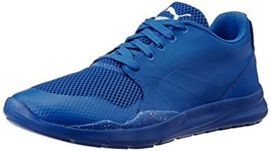 Puma Mens Duplex Evo Graphic Puma Royal Sneakers  10 UK India 445 EU