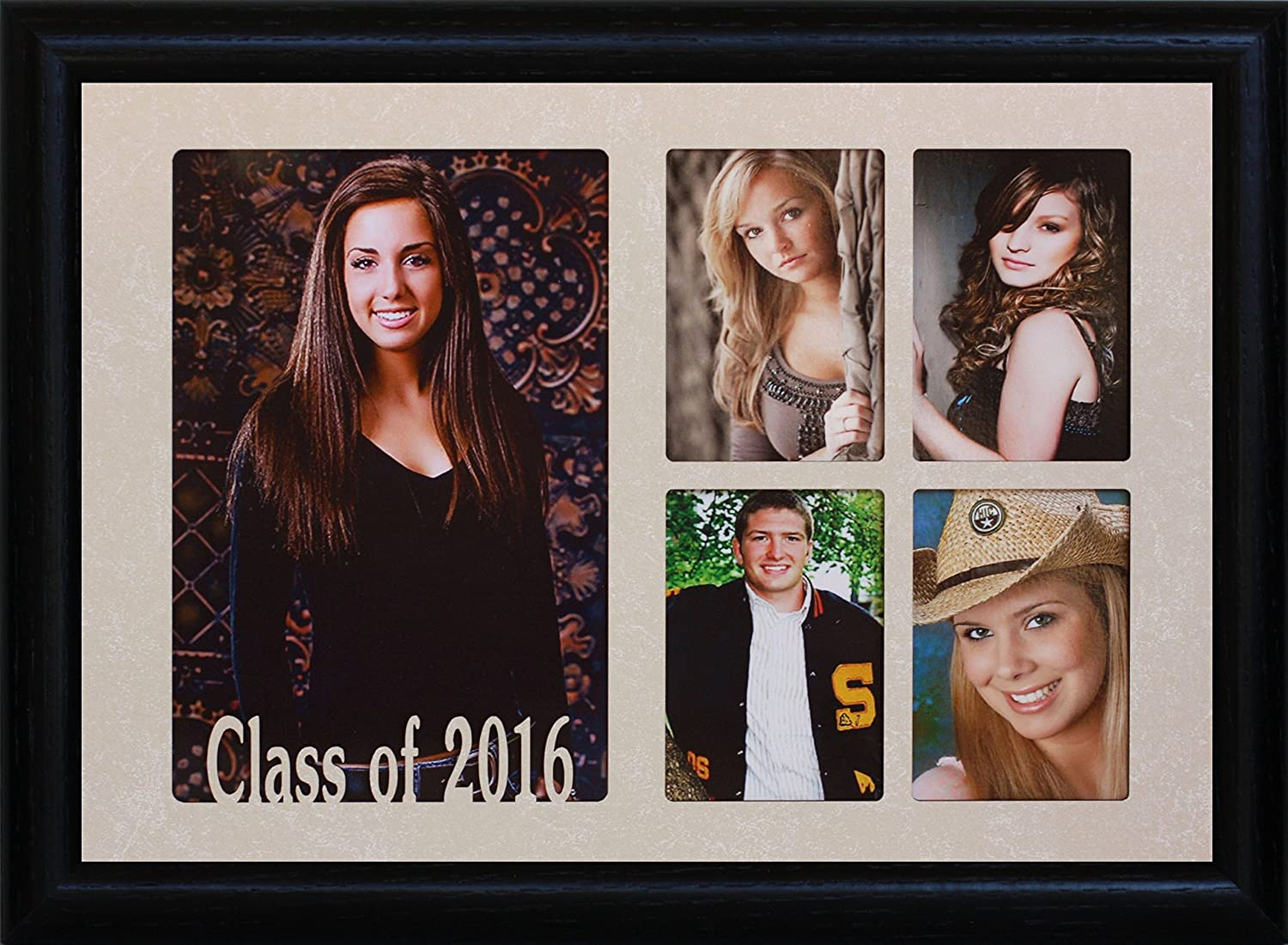 Amazoncom 7x10 Class Of 2016 5 Opening Collage Portrait Picture