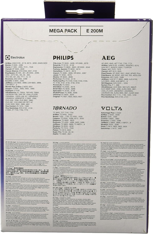 Electrolux 900196769 e 200M Megapack S-Bag Classic