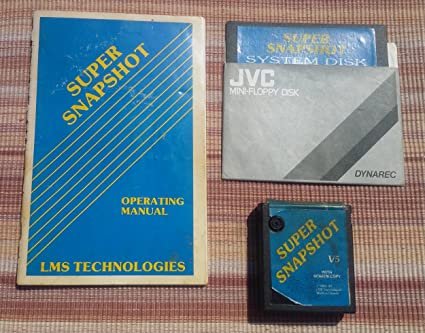 Super Snapshot v5 [with Screen Copy] for Commodore 64, 64c