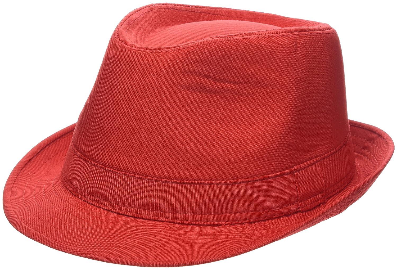 eBuyGB Unisex Adult Summer Panama Hat, One Size Blue 1289804