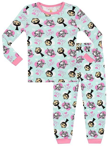 Minions - Pijama para niñas - Mi Villano Favorito - Ajuste Ceñido - 12 - 13