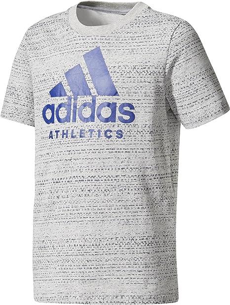 tee shirt garcon adidas