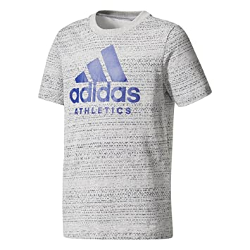 e70e01e9d1ba03 adidas Kinder Sport Id T-Shirt  Amazon.de  Sport   Freizeit