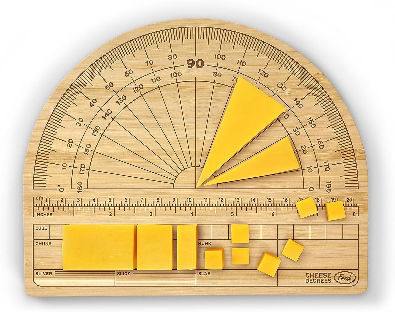 chees fred cutting board math gadget