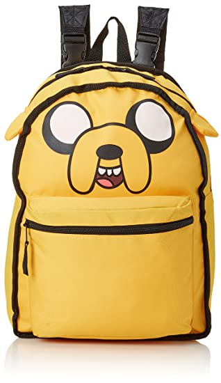 Adventure Time Finn and Jake Reversible Backpack  Amazon.co.uk  Clothing a5331c43d2