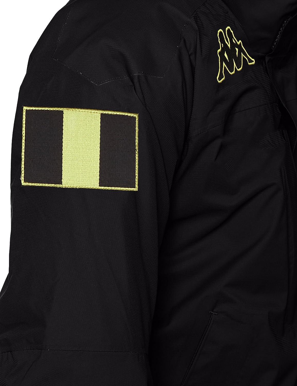 KAPPA 6CENTO 650A FISI XSB074Y3TH1RM nero giallo oro | | | Trendy  | Online Shop  | Outlet Store  | Moderno Ed Elegante Nella Moda  | Valore Formidabile  | Resistenza Forte Da Calore E Resistente  996dd1