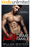 Valetti Crime Family: The Complete Collection of Bad Boy Mafia Romances