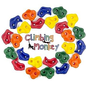 Climbing Monkey 25 Holds