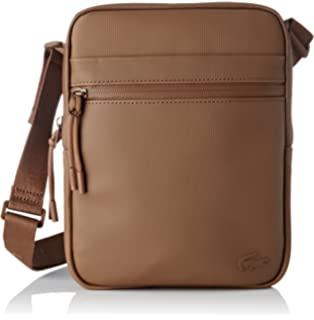ecced36c16 Lacoste Women's NH2343HC Shoulder Bag Black Black (Black 000 ...