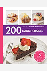 Hamlyn All Colour Cookery: 200 Cakes & Bakes: Hamlyn All Colour Cookbook Kindle Edition